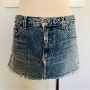 Marc Jacobs Jean Skirt